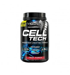 CELL TECH PERFORMANCE SERIES (MATRIZ DE CREATINAS) 3LBS (MUSCLETECH)