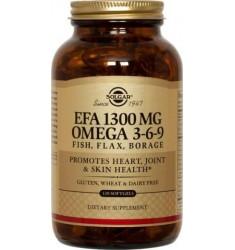 EFA 1300 mg Omega 3,6 y 9