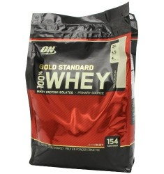 Gold Standard 100 Whey Vanilla Ice Cream 10 lb (Optimum)