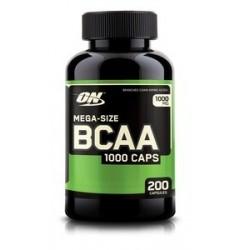 BCAA 1000 200 Caps 24 Per case