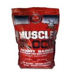 Muscle Block 12LB Vanilla (AMT)