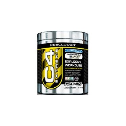 C4 Extreme Icy Blue Razz (Cellucor)