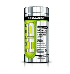 Super HD 120 Caps (96 per case) (Cellucor)