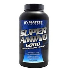Super Amino 500ct (6per case) (Dymatize)
