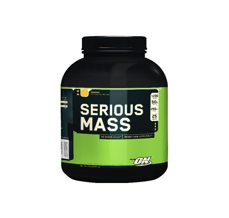 On serious mass 3 lbs