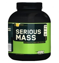 Serious Mass  6lbs/6 per Case (Optimum)