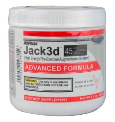 JACK 3D ADVANCE 230 G (USP LABS)