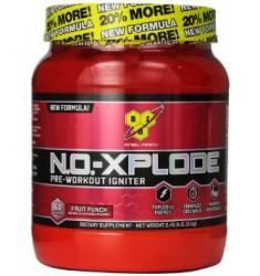 N.O Xplode (Oxido Nitrico en Polvo) de 60 servicios nueva presentacion