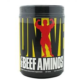 100% beef aminos x 400 tabletas.