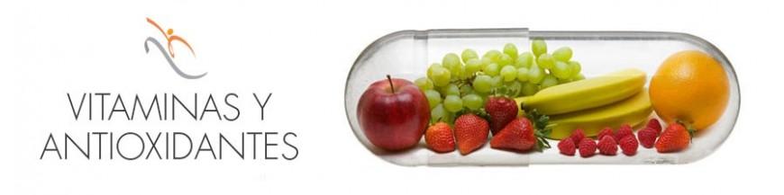 Vitaminas y Antioxidantes - ::WORK GYM ::/ Nutrición
